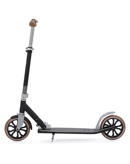 Frenzy 205mm Kaimana Recreational Scooter Black