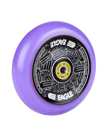 Eagle Supply Ruota Monopattino Radix Eagle Hollowtech Full Core Black/Purple