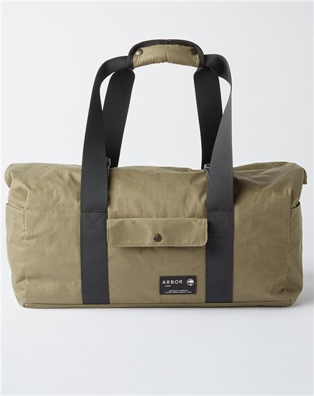 Arbor Up Cargo Duffle Burnt Olive