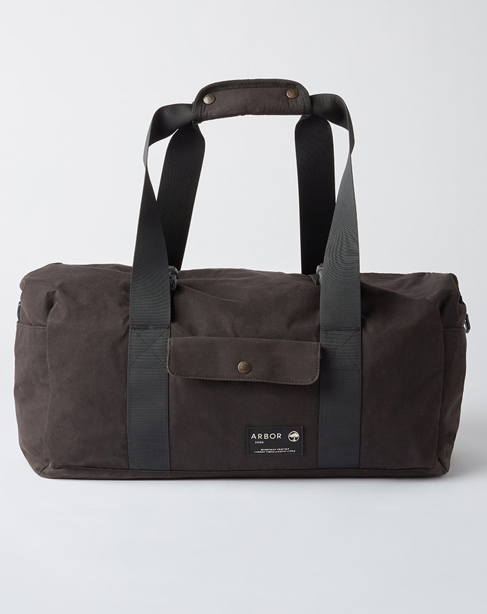 Arbor Up Cargo Duffel-Tasche Vintage Black