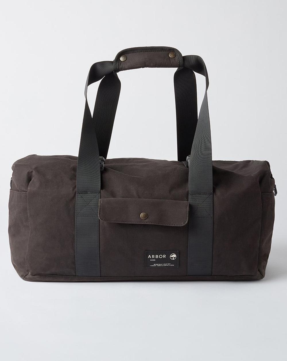 Arbor Up Cargo Duffle Vintage Black