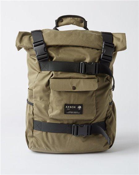 Arbor Up Cargo Backpack Burnt Olive
