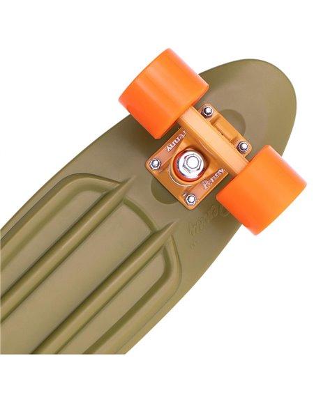 "Penny Skateboard Cruiser Classic Burnt Olive 22"""