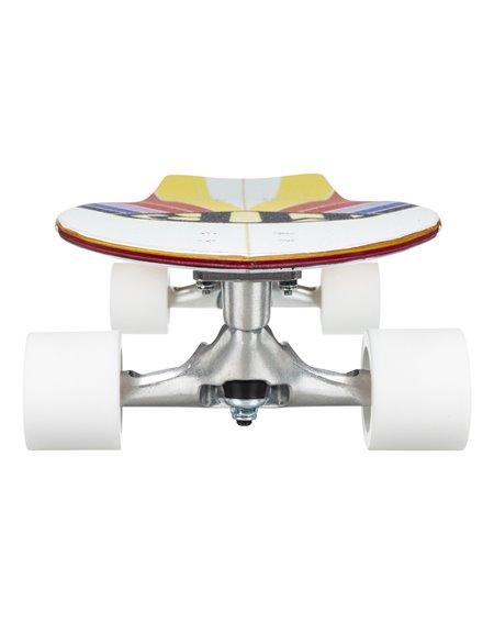 Quiksilver Mr Super Surfskate Rainbow
