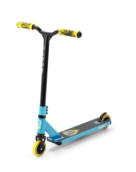 Slamm Scooters Tantrum V8 Stunt Scooter Blue