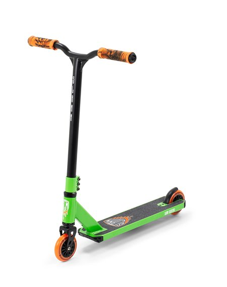 Slamm Scooters Tantrum V8 Stunt Scooter Green