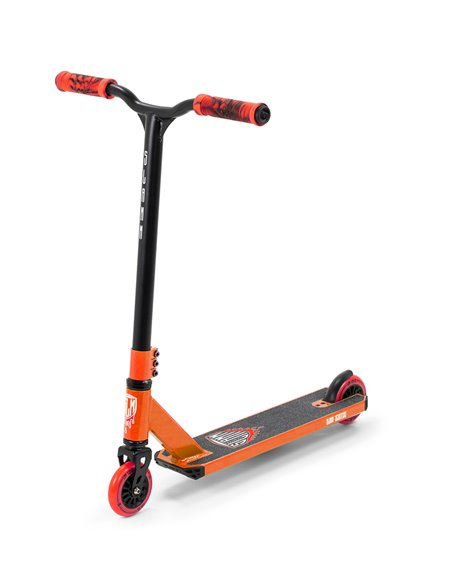 Slamm Scooters Tantrum V8 Stunt Scooter Orange