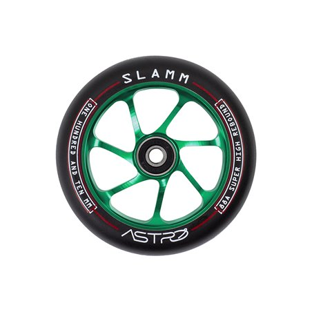 Slamm Scooters Ruota Monopattino Astro 110mm Green