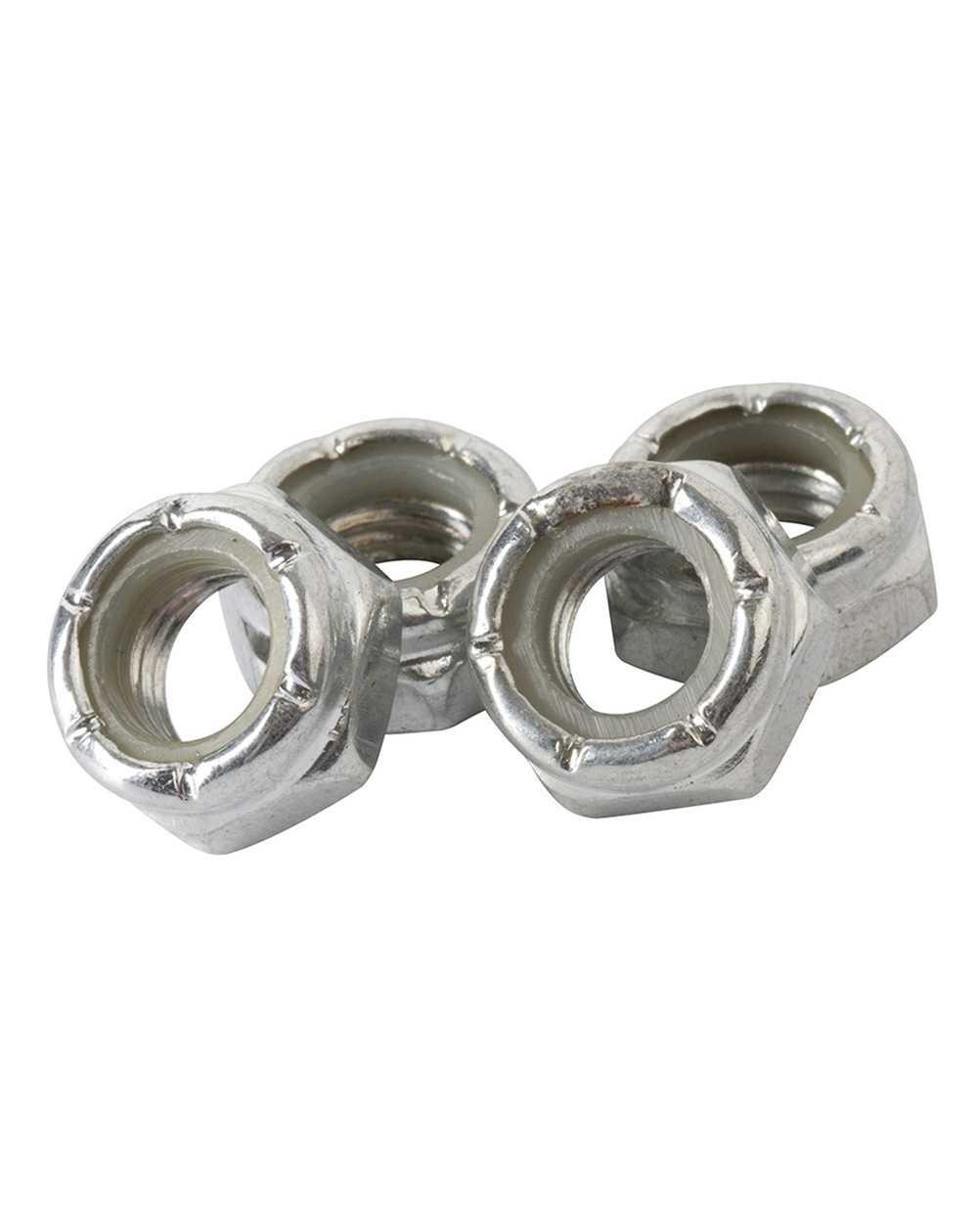 Enuff Axle Locking Axel Lock Nuts pack of 4