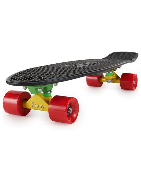 "Penny Classic Rasta 27"" Skateboard Cruiser"