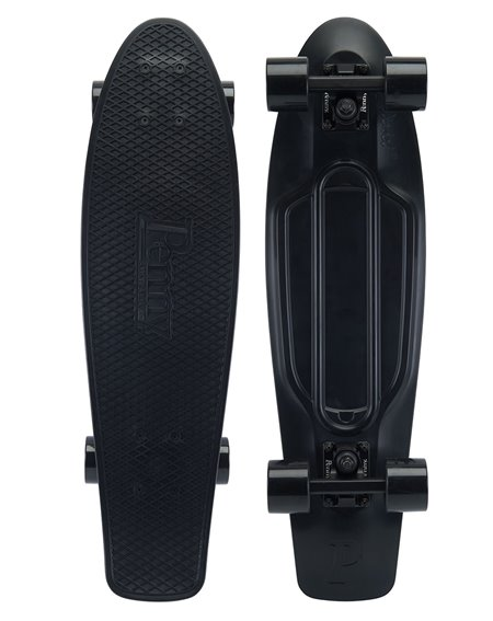 Penny Skateboard Cruiser Classic Blackout 27""