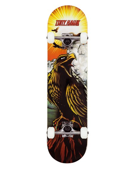"Tony Hawk Hawk Roar 7.75"" Complete Skateboard"