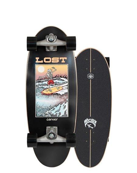 Carver Surfskate Lost x Carver Beanbag 2020 CX