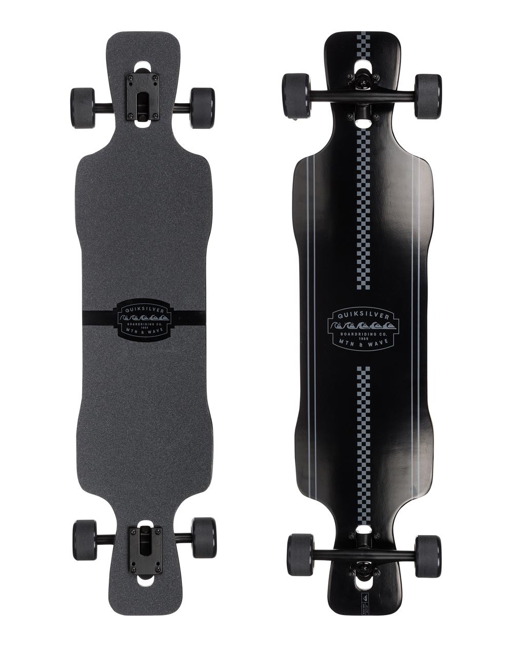 Quiksilver Longboard Black Drift