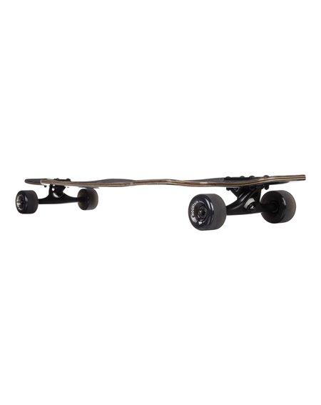 Quiksilver Black Drift Longboard