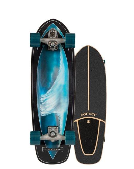 Carver Surfskate Super Surfer C7