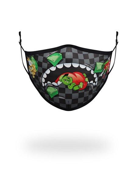 Sprayground Washable Fabric Face Mask Shark Squad