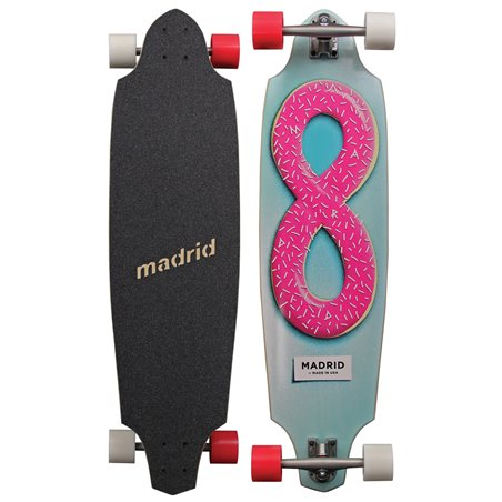 Madrid Donut Maxed Longboard
