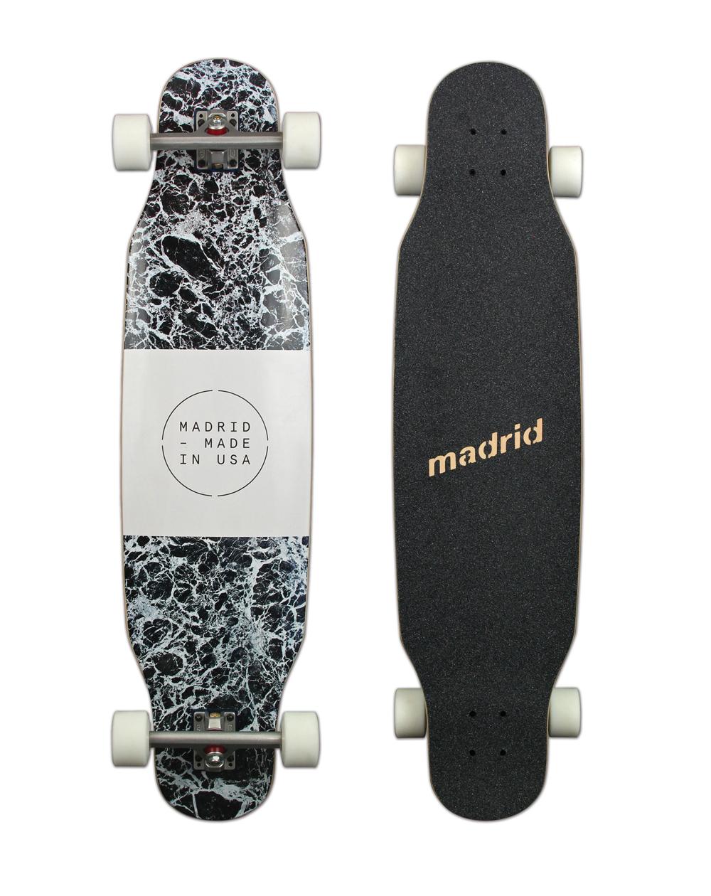 Madrid Longboard Split Maxed