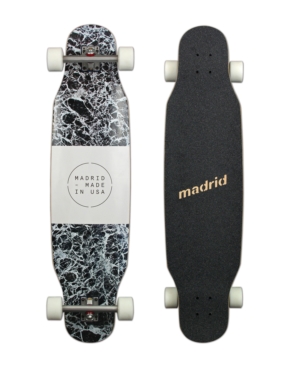 Madrid Split Maxed Longboard