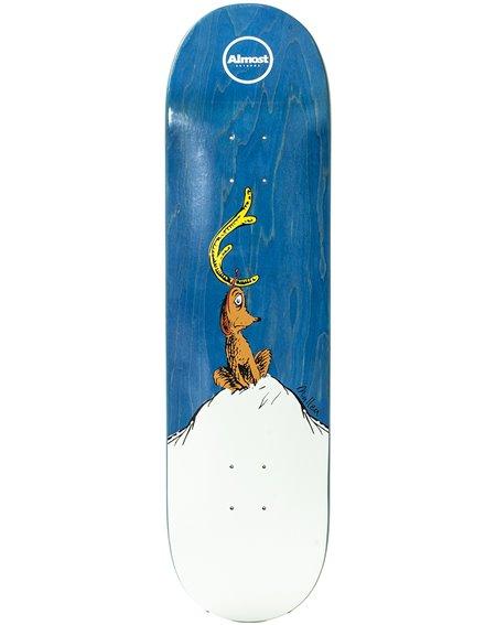 "Almost Rodney Mullen The Grinch 8.125"" Skateboard Deck"