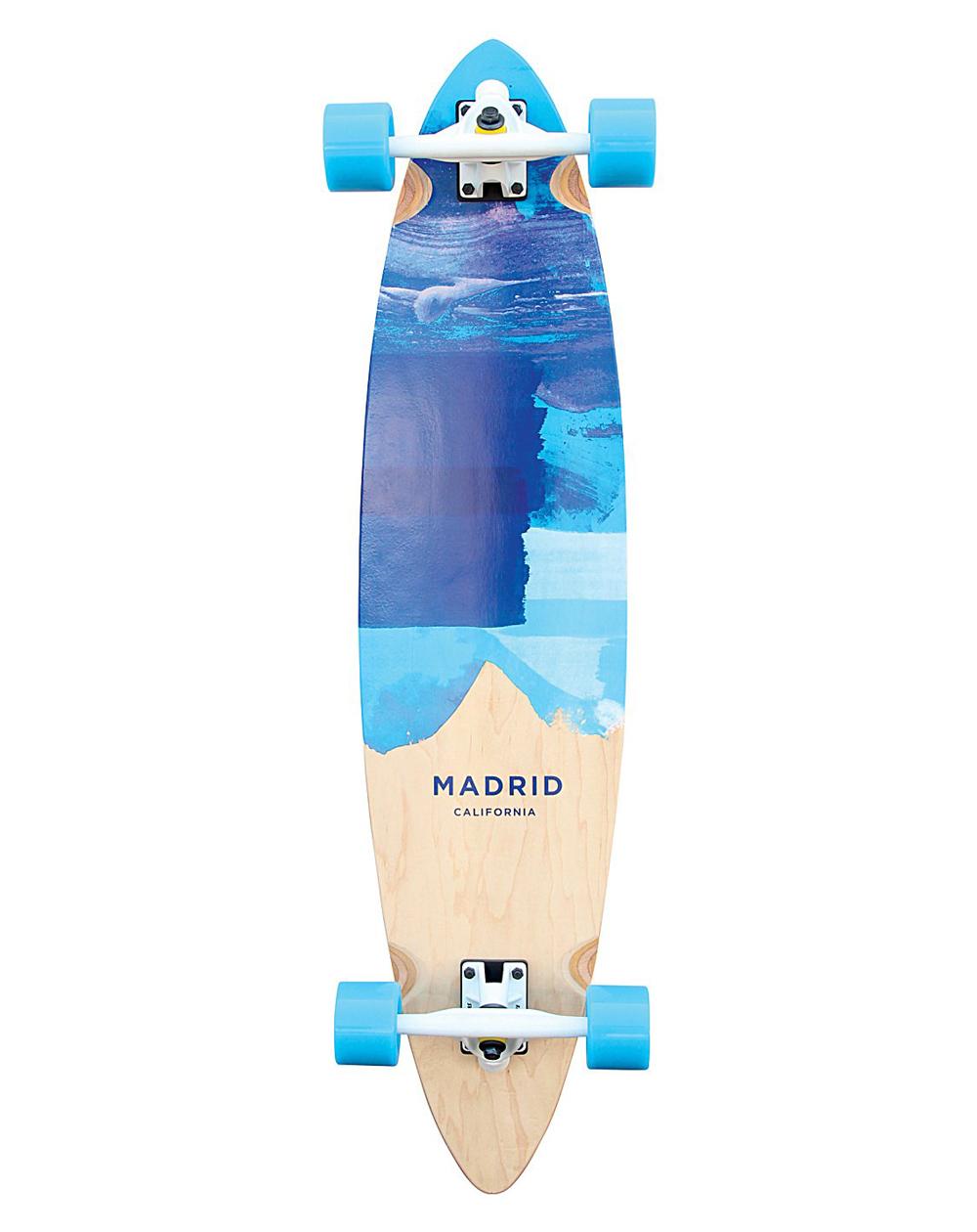 Madrid Blues Longboard