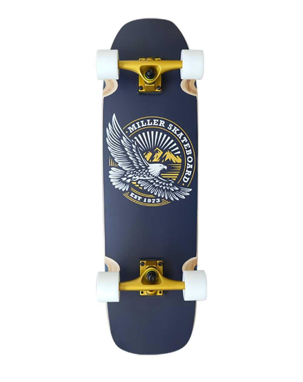 Miller Skateboard Cruiser Eagle