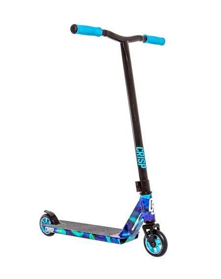 Crisp Switch Stunt Scooter Blue/Black