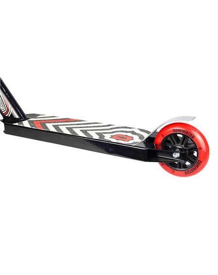 Dominator Scout Stunt Scooter Red/Black
