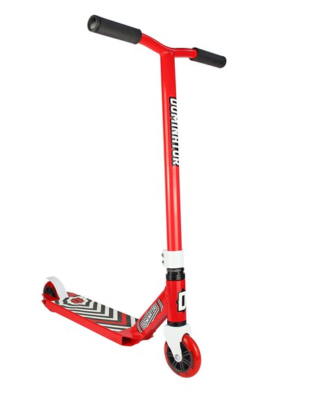 Dominator Scout Stuntscooter Red