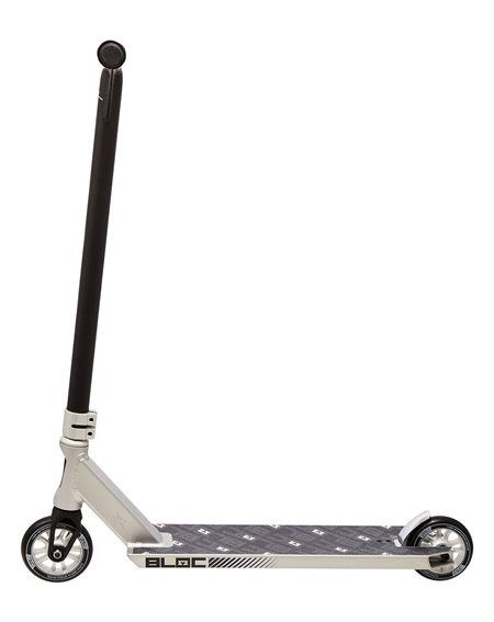 AO Scooters Bloc Stunt Scooter Silver