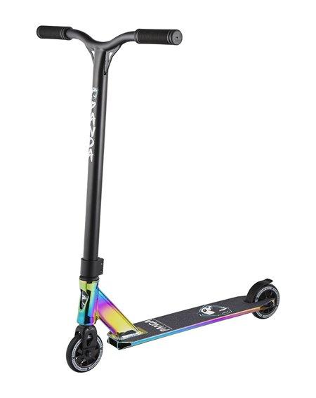 Panda Primus Stunt Scooter Rainbow Deck