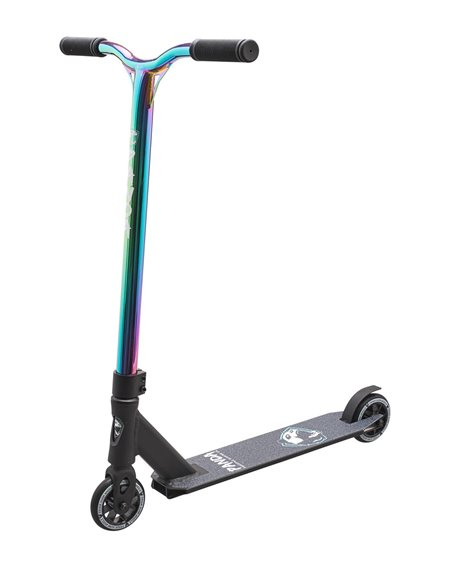 Panda Primus Stunt Scooter Rainbow Bar