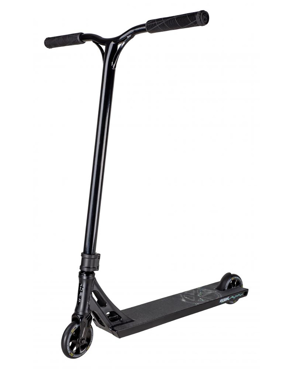 Addict Equalizer Stunt Scooter Black/Black