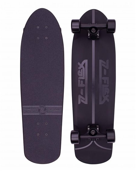 Z-Flex Skateboard Cruiser Shadow Lurker Shorebreak