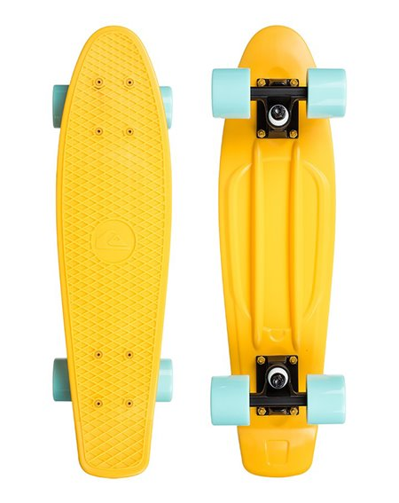 "Quiksilver Sea Breeze 6.20"" Complete Skateboard"