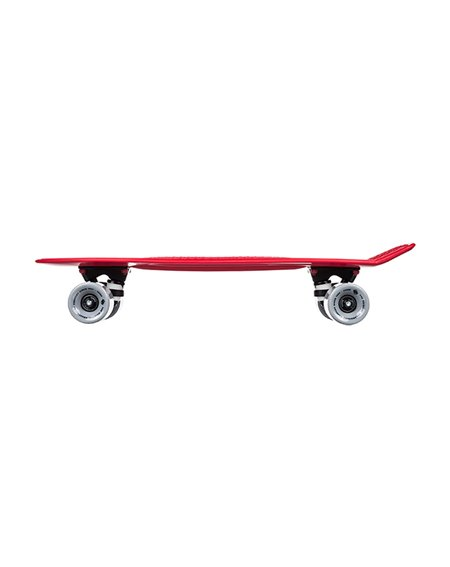 Quiksilver Skateboard Red Earth 6.20""