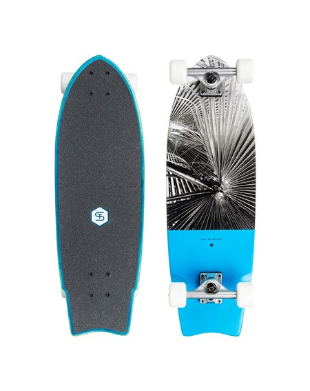 ST Wave Skateboard Cruiser