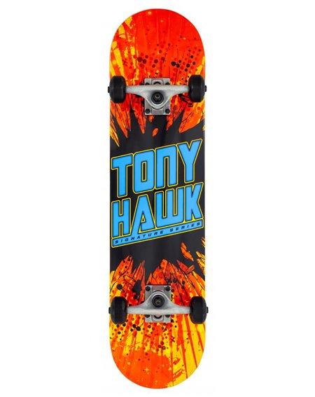 """Tony Hawk Shatter Logo 7.75"""" Complete Skateboard"""