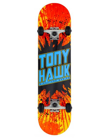"Tony Hawk Skateboard Completo Shatter Logo 7.75"""