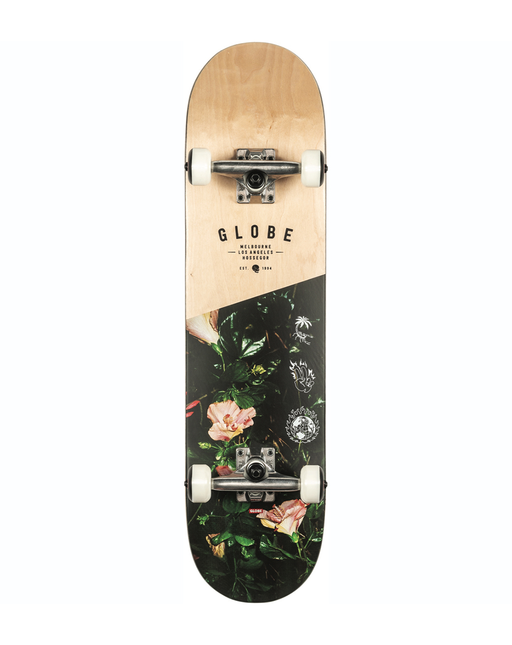 "Globe Skate Montado G1 Insignia 7.75"" Maple/Thornbush"