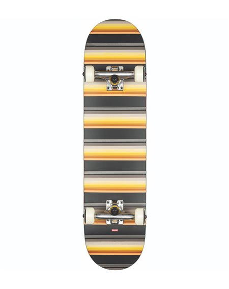"""Globe G1 Moonshine 8.125"""" Complete Skateboard Honey"""