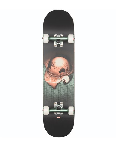 "Globe G2 On the Brink 7.75"" Complete Skateboard Halfway There"
