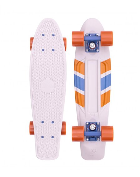 Penny Skateboard Cruiser Open Road Chevron 22""