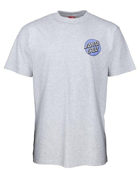 Santa Cruz Rob Dot 2 T-Shirt Uomo Athletic Heather