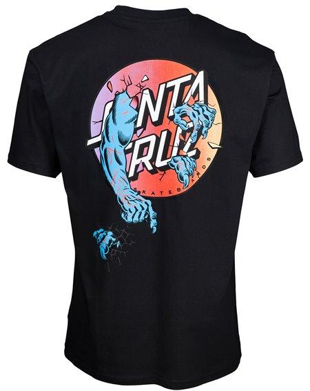 Santa Cruz Rob Dot 2 T-Shirt Homme Black