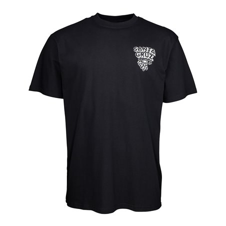 Santa Cruz Men's T-Shirt Inherit Black
