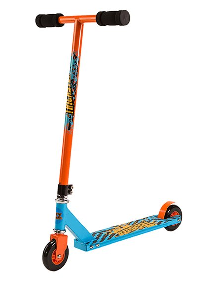 Street Surfing Trickster Boys Stunt Scooter Blue/Orange