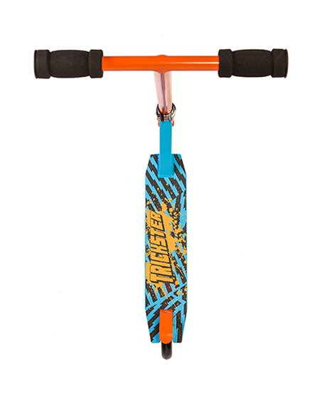 Street Surfing Monopattino Freestyle Trickster Bambino Blue/Orange