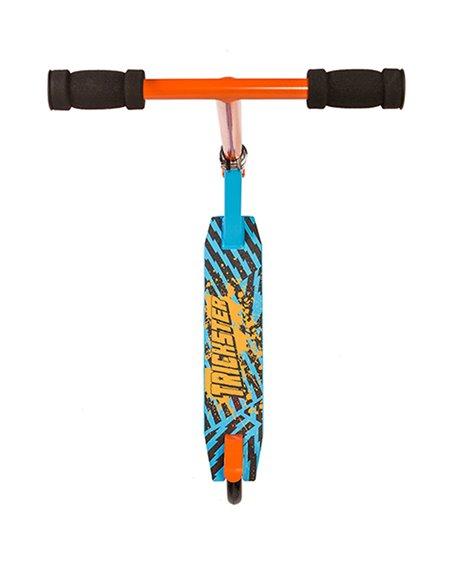 Street Surfing Trottinette Freestyle Trickster Garçon Blue/Orange